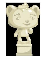 cash_Pet-Statue