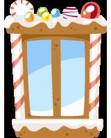 gingerbread-window