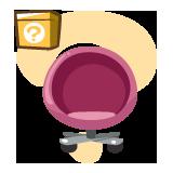 pink-mini-bubble-chair