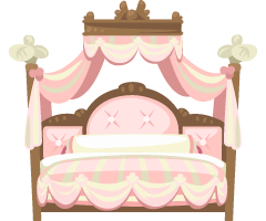 Cash_pink-imperial-bed