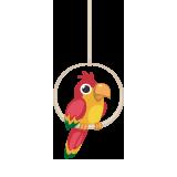 Cash_red-parrot