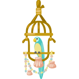 oceanic-parrot-decor