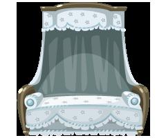Blue-Versailles-Bed