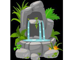 cash_rock-fountain