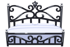 cash_Scroll-Iron-Bed