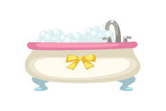 cute-baby-bathtub