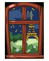 Paris-View-Window