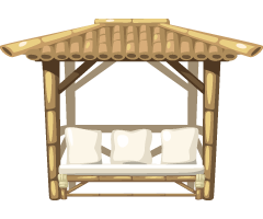 bamboo-gazebo-with-chair