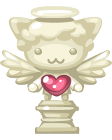 CASH_luminous-pet-angel-statue