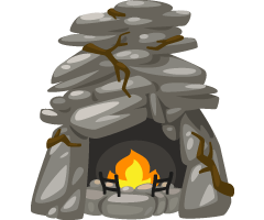 CASH_luminous-rocky-fireplace
