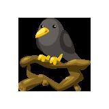 crow-decor