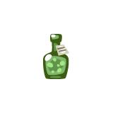 greenminiralbottledecor