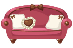 rosy-cute-sofa