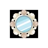shell-small-mirror
