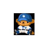 Baseball-Doll