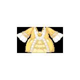 dainty-golden-gown