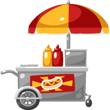 Hot-Dog-Stand