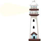 luminous-miniature-lighthouse