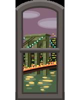 Lumious-Brooklyn-Bridge-View-Window