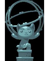 Petatlas-Statue
