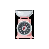 Pink-Kitchen-Scale