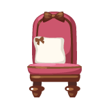 Rosy-Cute-Chair