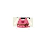 Rosy-Cute-Dress
