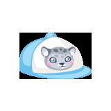 Snow-Leopard-Cap