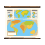 Wall-World-Map