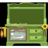 Green-Cottage-Kitchen-Counter