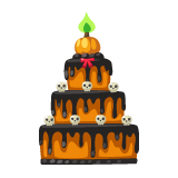 Halloween-Party-Cake