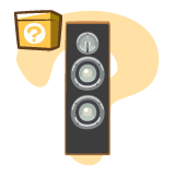 Huge-Speaker