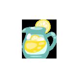 Lemonade-Jug