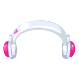 Pink-Earphone