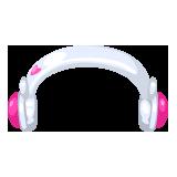 Pink-Earphone