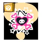 Pink-Rock-Star-Wall-Sticker