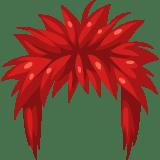 Retro-Red-Wig