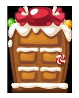 Festive Gingerbread Door (HS) ...  sc 1 st  Pet Societyu0027s Blog - WordPress.com & gingerbread | Pet Societyu0027s Blog