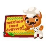 Mexican food delivery 60608