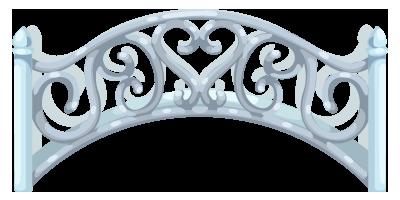 Cinderella Castle Bridge