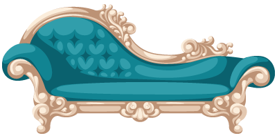 Bedroom Chaise on Furniture Living Fuchsia Rococo Chaise Longue Furniture Bedroom Owo